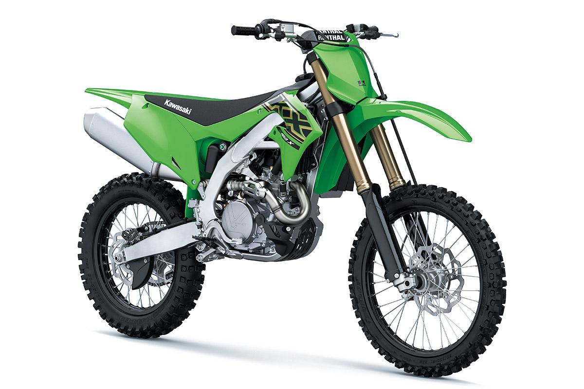 2021 KX™250X - Tu Moto